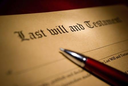 wills trust and estates